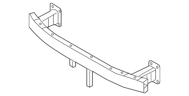 Genuine Kia Impact Bar 64900-D9200