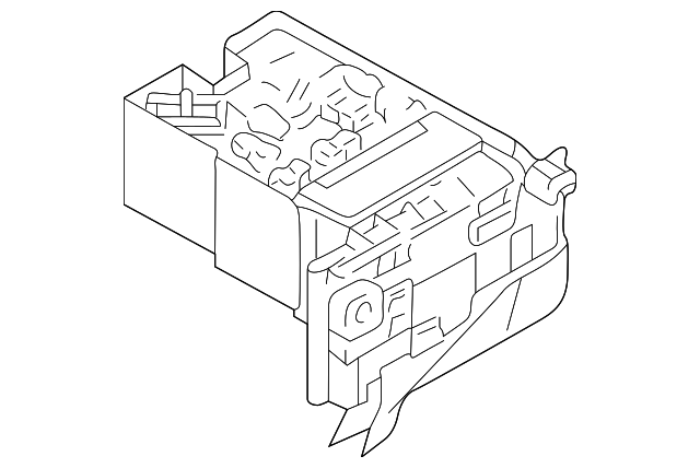 Mopar B Body Fuse Box