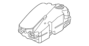 Headlamp Switch - Ford (DG9Z-11654-BA)