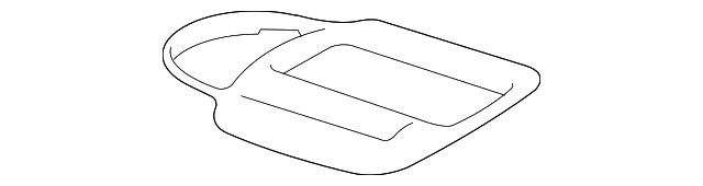 Genuine Mercedes-Benz Cup Holder 230-680-61-50
