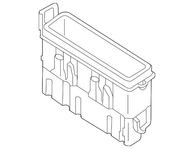 genuine nissan fuse box 24382