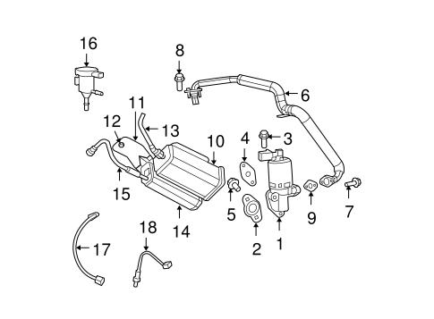 emission components for 2008 jeep wrangler mopar parts. Black Bedroom Furniture Sets. Home Design Ideas