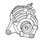 Alternator - Volkswagen (7B0-903-015-B)