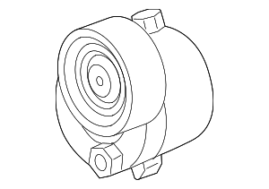 Belt Tensioner - GM (55509808)