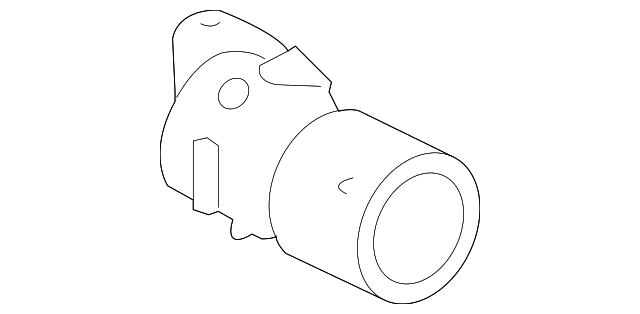 New Rear Parking Aid Sensor For Land Rover Range Rover LR4 LR011602 LR038533