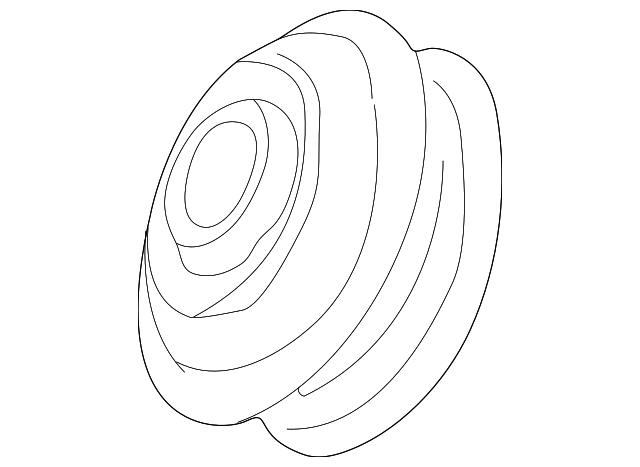 1998 2004 volvo coupling shield 9461285 my swedish parts volvo v70 engine  diagram 1998 volvo v70 part