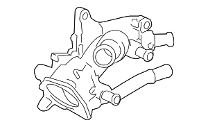 Case, Thermostat - Acura (19321-5A2-A01)