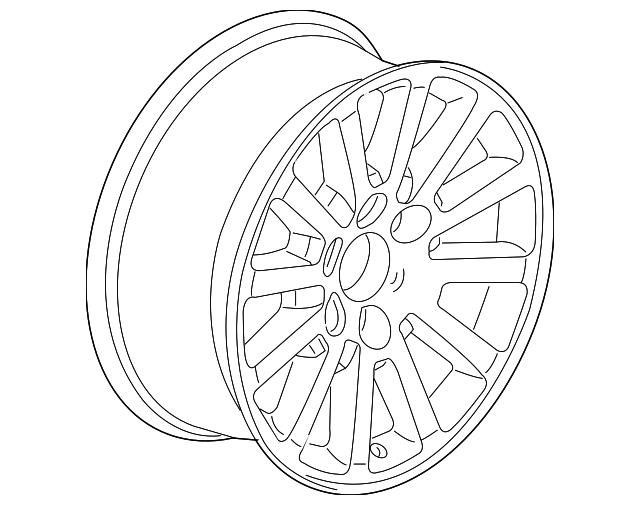 22 Wheel Chrome