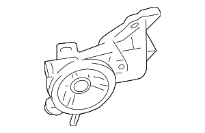 Oil Filter Housing - Lexus (15609-50140)