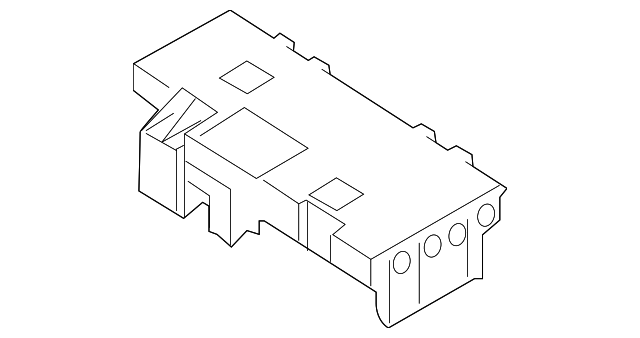 ford circuit breaker assembly hu5z