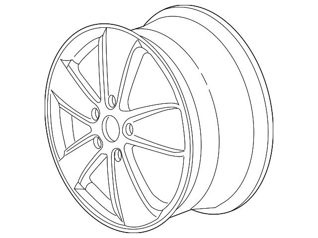 67 Pontiac Gto Wheels