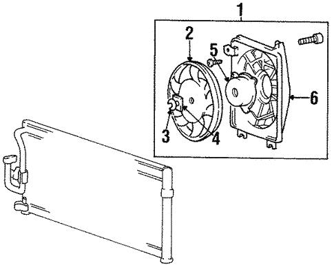 elantra hvac condenser pressor lines parts elantra 2000 2001 Pontiac Grand Prix Diagrams hvac condenser pressor lines for 2000 hyundai elantra 3