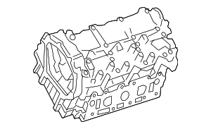 Cylinder Head - Mercedes-Benz (276-010-25-13)