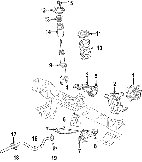 front suspension for 2006 dodge dakota #0