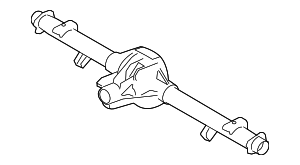 Axle Housing - Ford (9C2Z-4010-B)