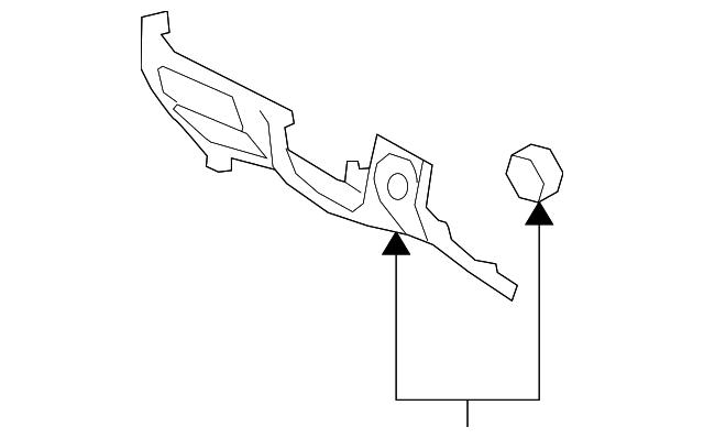 lower panel left driver