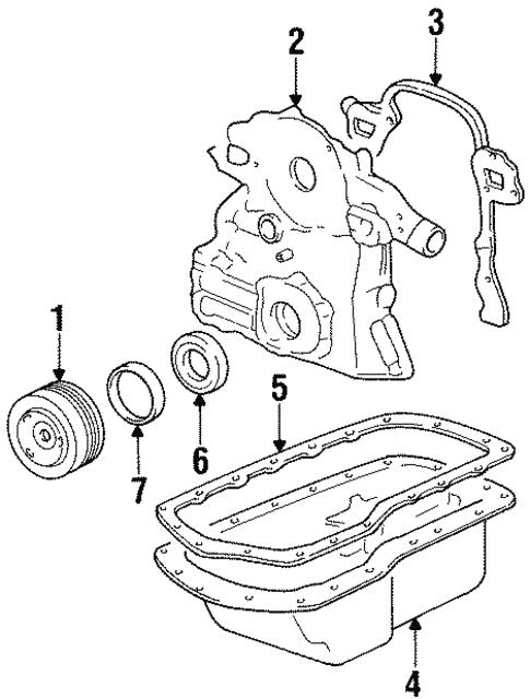 1996 Buick Riviera Engine Diagram