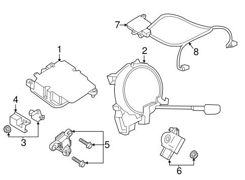 2011 Nissan Rogue Trunk