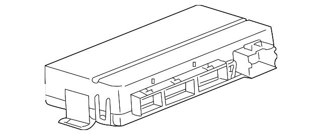 ACDelco 25779919 GM Original Equipment Body Control Module