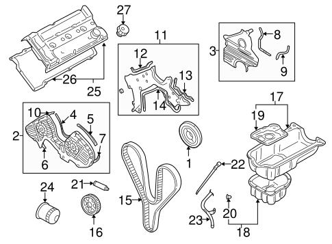 engine parts for 2008 hyundai tucson hyundainyp. Black Bedroom Furniture Sets. Home Design Ideas