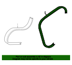 Serpentine Belt - Volkswagen (074-145-933-P)