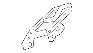 Hinge - Mercedes-Benz (253-880-01-28)