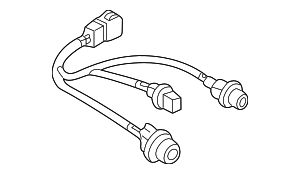 Socket & Wire - Nissan (26551-5Y700)