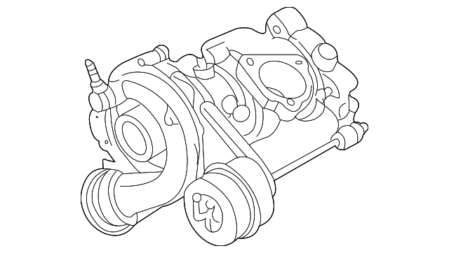 Audi A4 Turbo Parts
