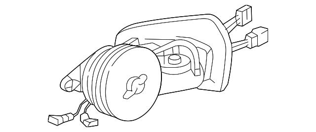 2000 2003 mercedes benz frame assembly 208 810 25 76 keyes 2000 CLK 430 Grilles frame assembly mercedes benz 208 810 25 76