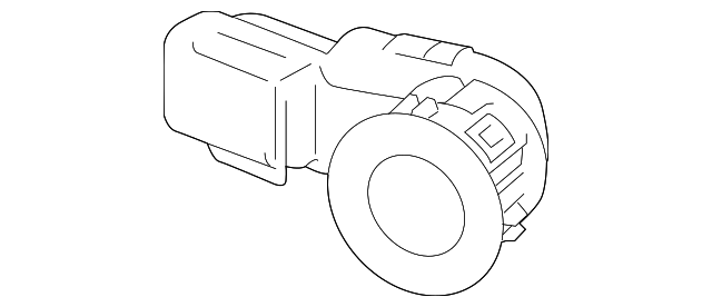 Genuine Toyota Sensor 89341-0R060