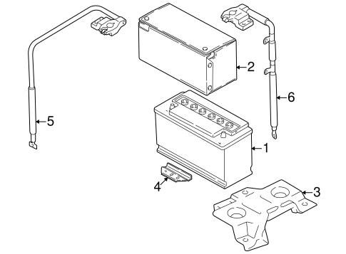 Battery For 2002 Volkswagen Cabrio