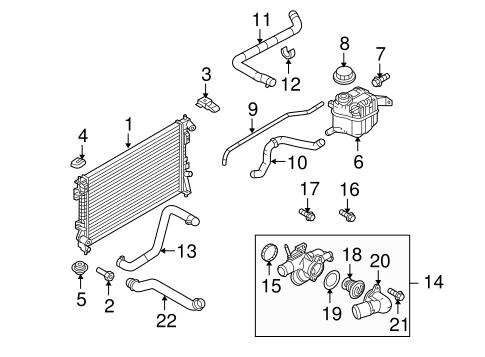 2011 ford taurus engine diagram oem 2011 ford taurus radiator   components parts  oem 2011 ford taurus radiator