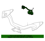 Trailer Tow Harness Connector - GM (15821889)