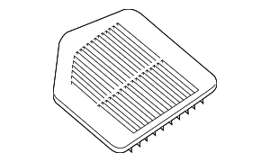 Air Filter - Hyundai (28128-B1000)