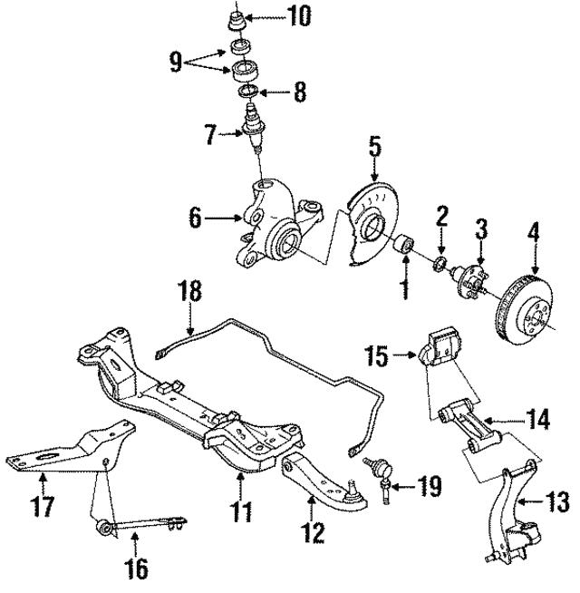 1990 2001 infiniti q45 front wheel bearing 40210 33p07 infiniti Japanese Q45 front wheel bearing infiniti 40210 33p07