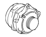 Alternator - Nissan (23100-EZ40ARE)