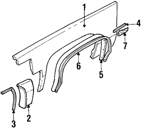 Rear Crankshaft Seal Wear Ring Remover 303 771 U moreover 2005 Chevy Colorado Serpentine Belt Routing Diagram furthermore P 0996b43f80c90ea0 moreover 290977147971 also Gm Forklift Engines. on gm 8 0l engine