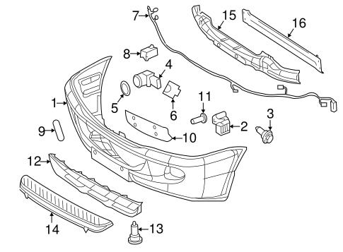 Step plate mercedes benz 90688500119b51 rhi parts for Mercedes benz cherry hill parts