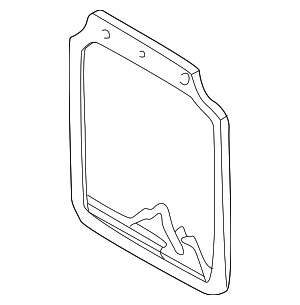 Mud Guard - Land-Rover (CAS100910)