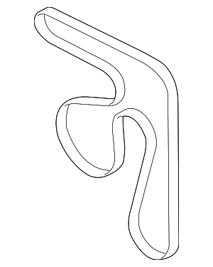 Serpentine Belt - Subaru (23780AA200)