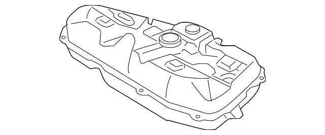 2003 2004 Toyota Fuel Tank 77001 02150