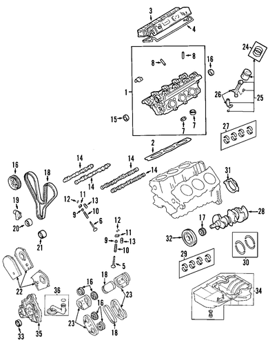 2005 land rover lr3 parts