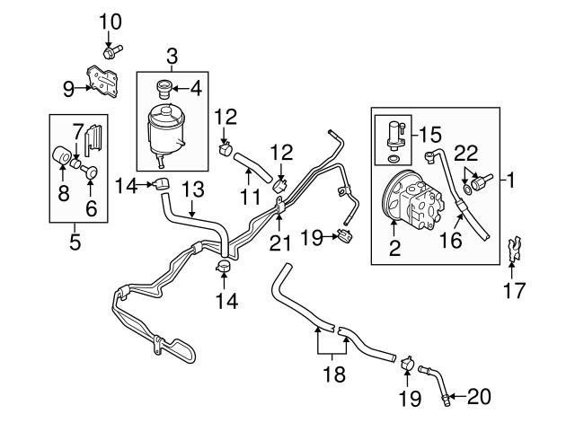 suzuki sx4 engine diagram 2007 2009 suzuki sx4 suction hose 4922280j00 that gm parts guy  2009 suzuki sx4 suction hose 4922280j00
