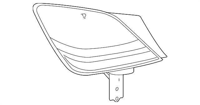 Tail Lamp Assembly Bracket