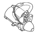 Motor Assembly-Starter Remanufactured