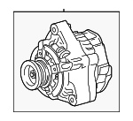 Alternator - Toyota (27060-0F070-84)