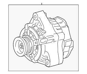 Alternator - Toyota (27060-0S030)