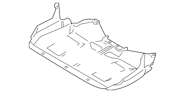 Genuine Subaru Under Cover 56410ae12b