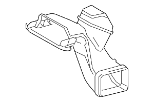 Air Inlet - Toyota (17750-0P080)