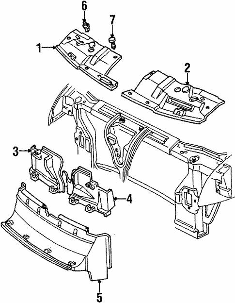 1996 Chevy Corsica Ignition Parts Diagram Wiring Schematic